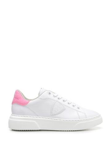 Philippe Model Tropez Lace-Up Sneakers