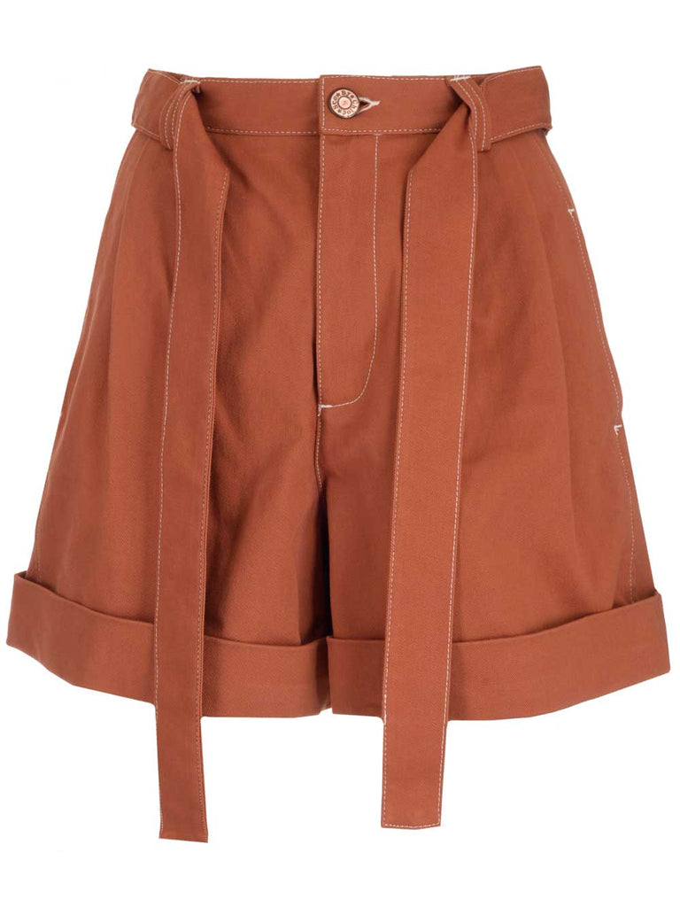 be4ac188 See By Chloé High Waisted Shorts