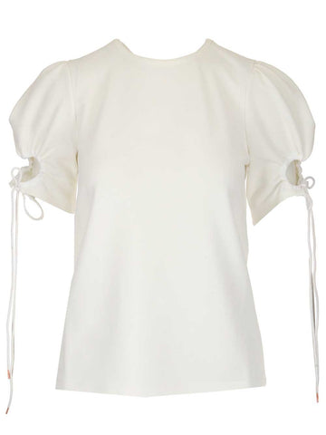 See By Chloé Tie-Sleeve Top