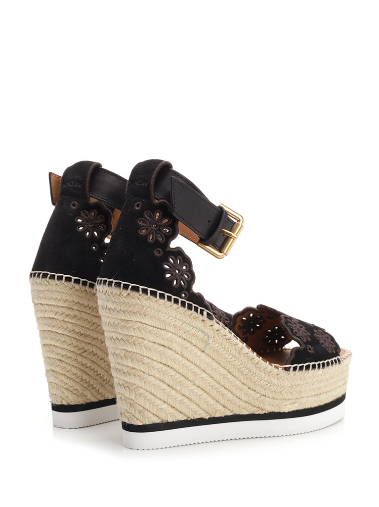 2e8c24efb184 See By Chloé Espadrille Wedges – Cettire
