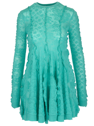 Stella McCartney Lace Mini Dress
