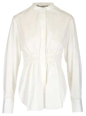Stella McCartney Gathered Waist Shirt