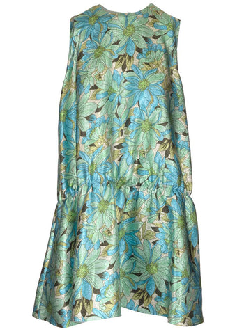 Stella McCartney Floral Printed Mini Dress