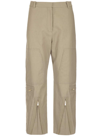 Stella McCartney Zip Detail Cargo Pants