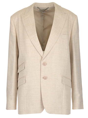 Stella McCartney Single Breasted Blazer