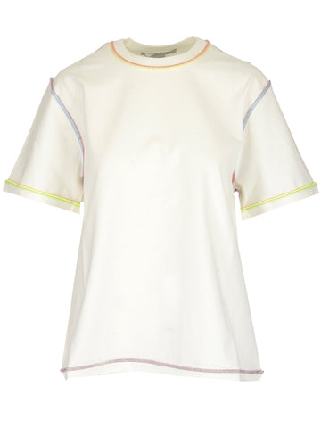 Stella McCartney Rainbow Stitch T-Shirt