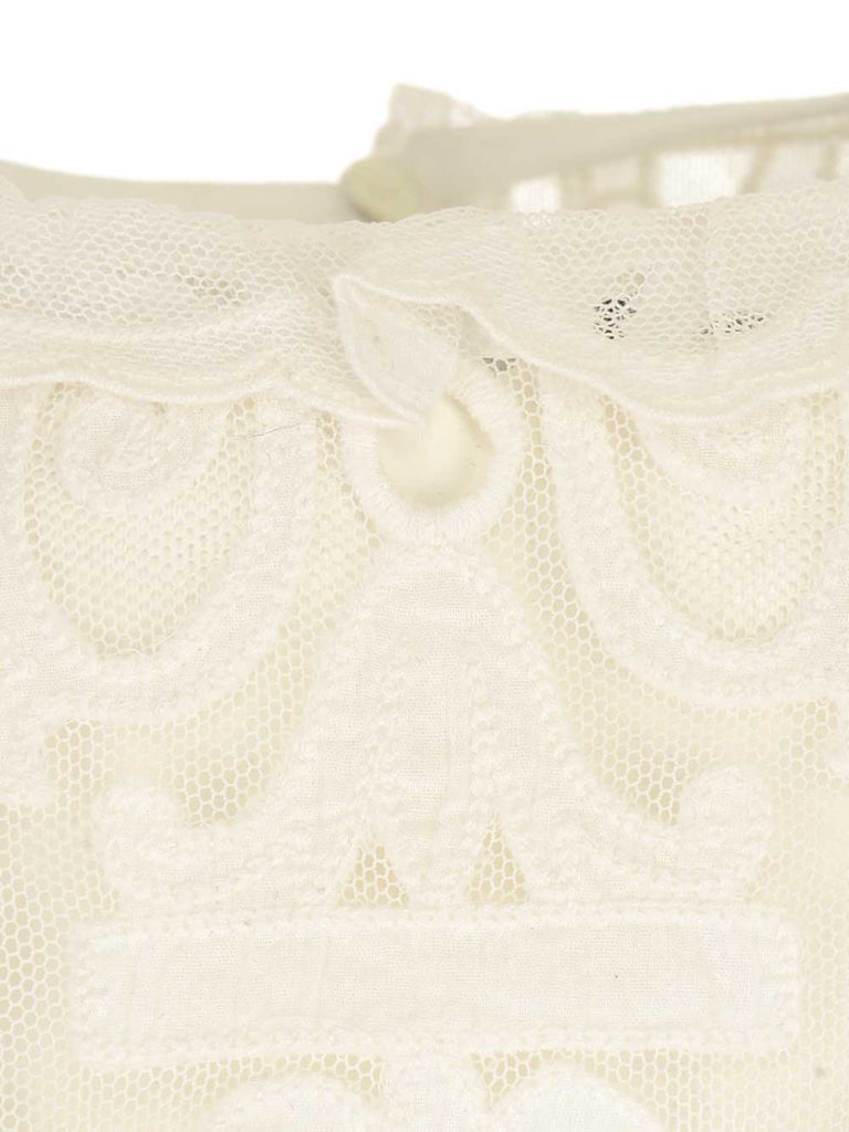 ee82ed2f4e9 Isabel Marant Layered Lace Blouse – Cettire