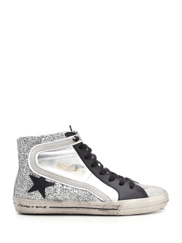 Golden Goose Deluxe Brand Slide Sneakers