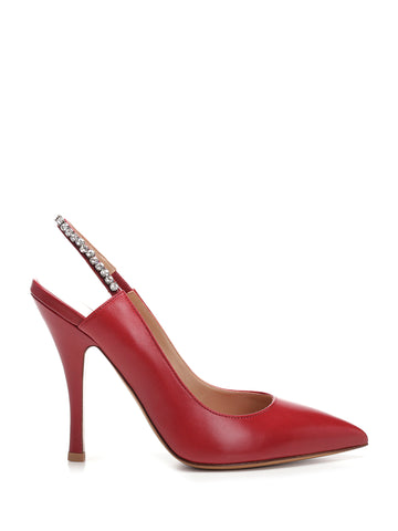 Valentino Garavani Pointed Toe Slingback Pumps