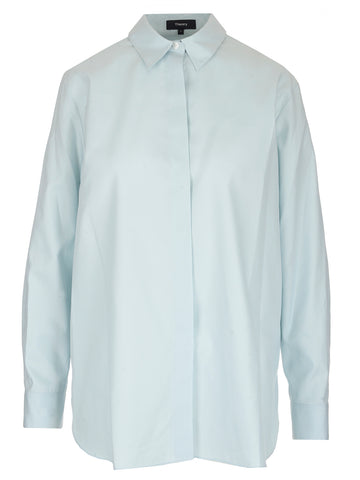 Theory Classic Button-Up Shirt