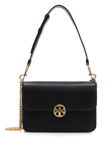 Tory Burch Chelsea Logo Shoulder Bag