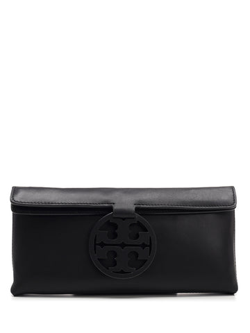 Tory Burch Miller Logo Clutch Bag
