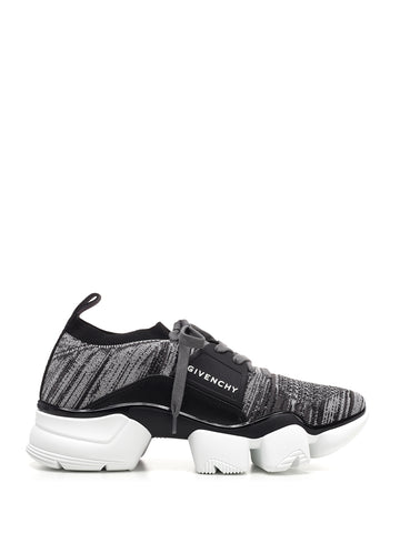 Givenchy Jaw Low Knitted Sneakers