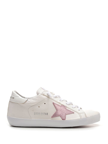 Golden Goose Deluxe Brand Distressed Superstar Sneakers