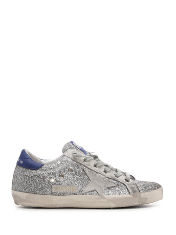 Golden Goose Deluxe Brand Star Glitter Shoes