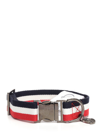 Moncler X Poldo Dog Couture Padded Dog Collar