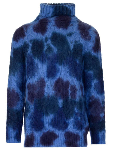 Moncler Genius X Grenoble Printed Turtleneck Sweater