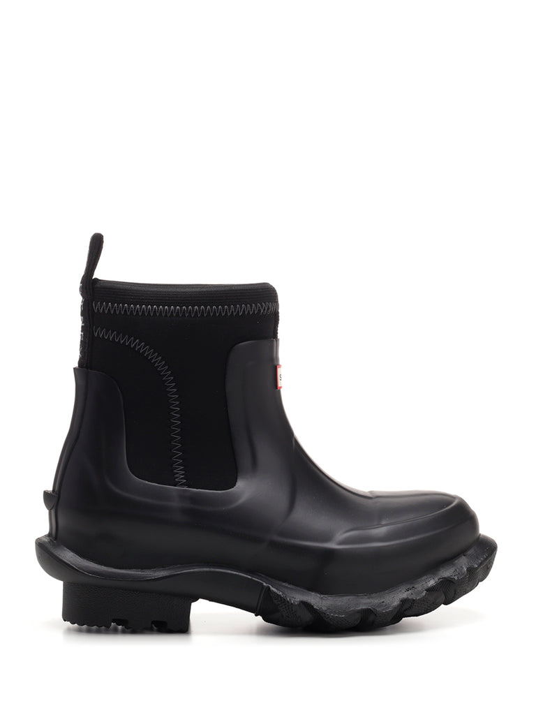 Stella Mccartney Boots STELLA MCCARTNEY X HUNTER ANKLE RAINBOOTS