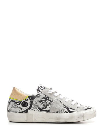 Philippe Model Prxs Vernies Sneakers