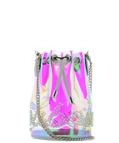 Christian Louboutin Marie Jane Spiked Bucket Bag