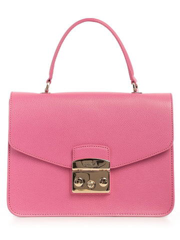 Furla Top Handle Metropolis Clutch Bag