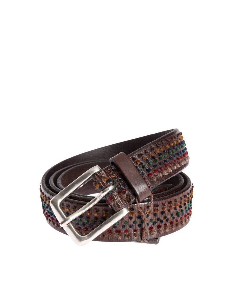 Anderson's Multicolour Insert Belt