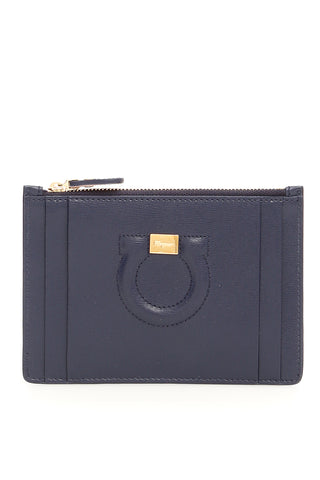 Salvatore Ferragamo City Zip Pouch