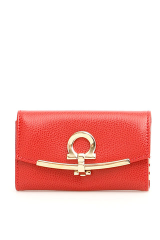 Salvatore Ferragamo Gancini Key Case