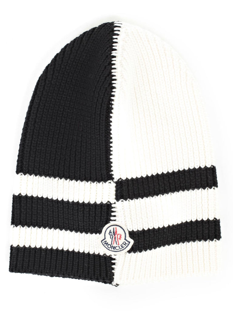 Moncler Contrast Beanie