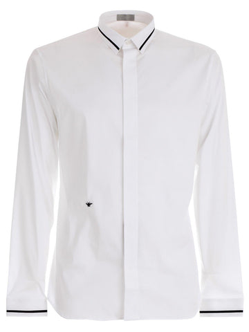 Dior Homme Bee Detail Shirt