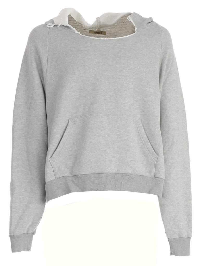 Yeezy Ripped Hoodie Cettire