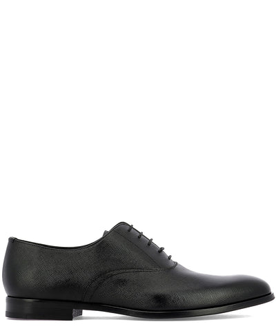 Prada Saffiano Oxford Shoes