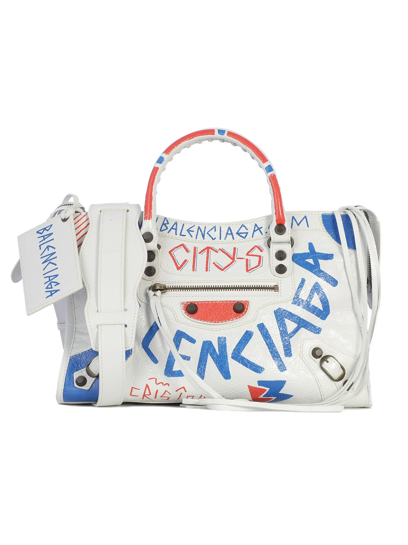BALENCIAGA CLASSIC CITY S TOTE BAG
