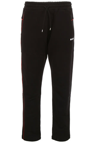 MSGM Piped Jogging Pants