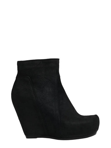 Rick Owens Classic Wedge Boots
