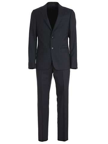 Z Zegna Classic Single-Breasted Suit