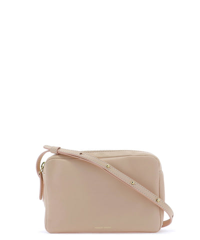 Mansur Gavriel Double Zipper Crossbody Bag