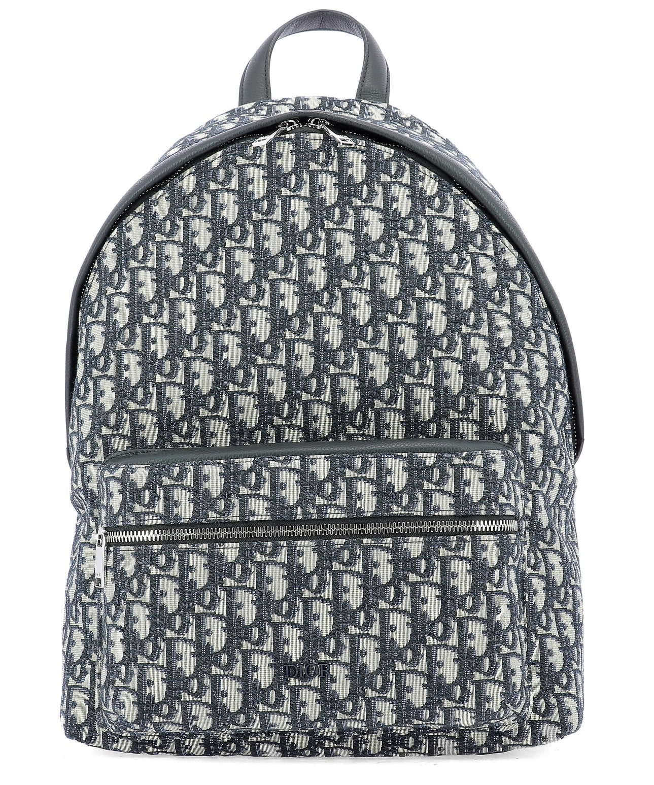 Dior Homme Backpacks DIOR HOMME ALL OVER LOGO VOYAGE BACKPACK