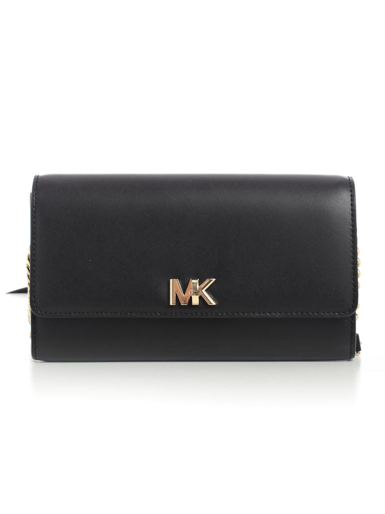 Michael Michael Kors Mott Leather Crossbody Bag