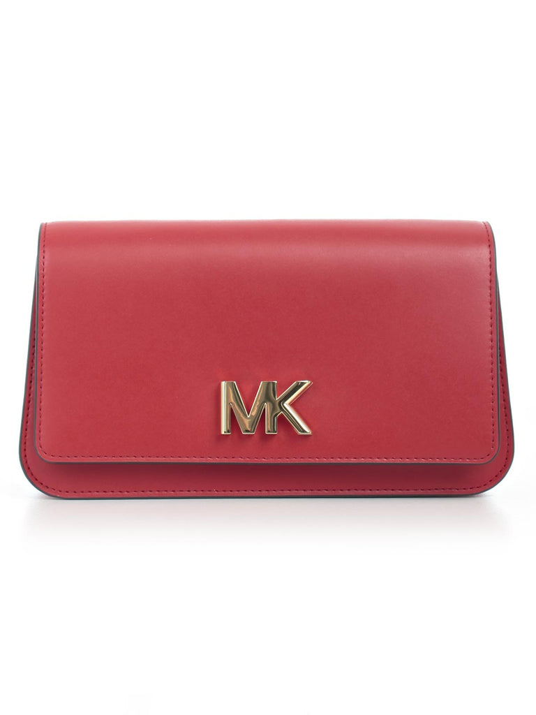 Michael Michael Kors Mott Flap Clutch Bag