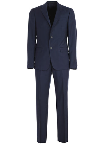 Z Zegna Slim-Fit Single Breasted Suit