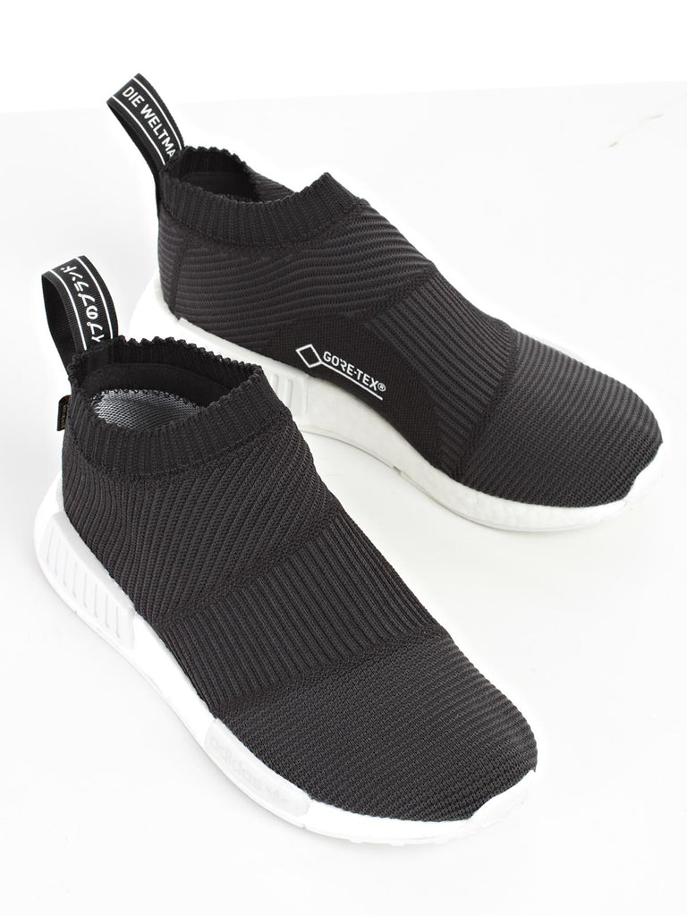 lowest price 5796f a35a2 Adidas Originals NMD CS1 GTX Primeknit Trainers – Cettire