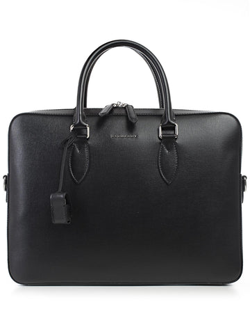 Burberry London Leather Briefcase