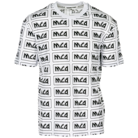 MCQ Alexander McQueen All Over Logo T-Shirt