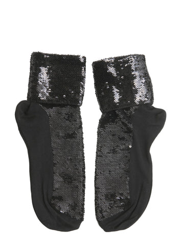 Saint Laurent Embellished Socks