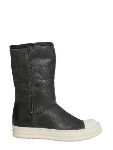 Rick Owens Slip-On Boots