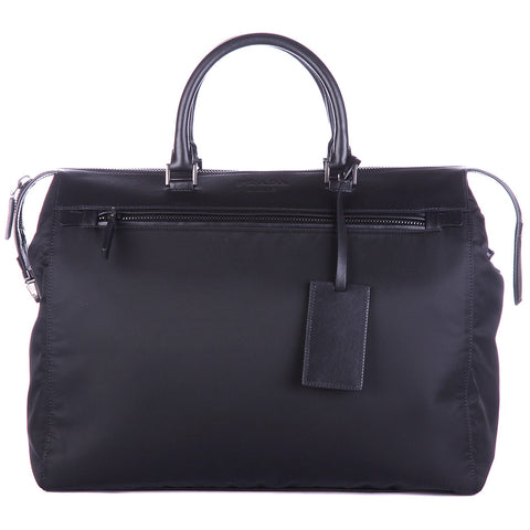 Prada Soft Logo Briefcase