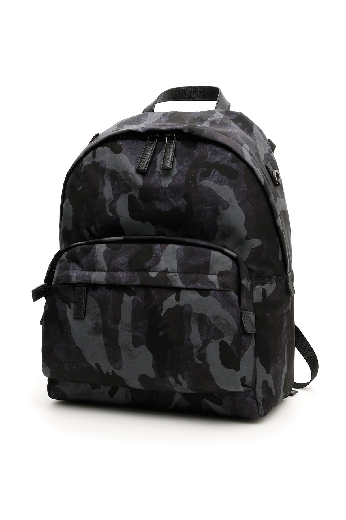 3083b84199c6 ... promo code for prada camouflage logo backpack multi ff391 dc960