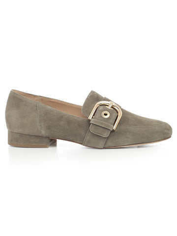 Michael Michael Kors Suede Loafers