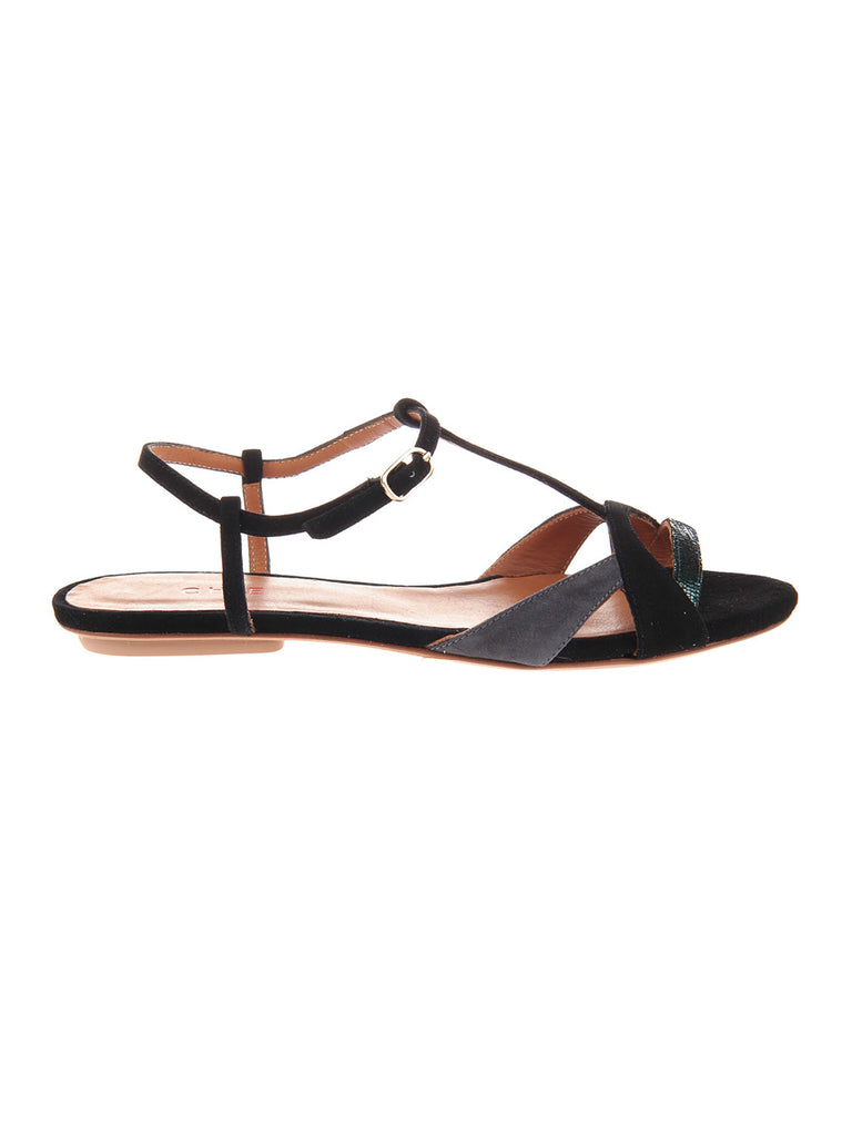 Chie Mihara Colour block sandals
